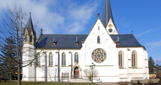 Die Pfarrgemeinde <br> Daxweiler