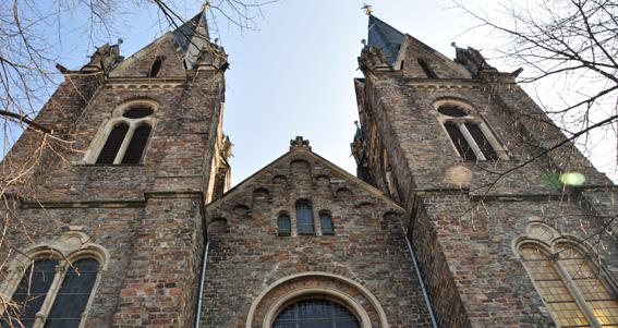 Die Pfarrgemeinde <br>Bingerbrück