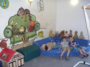 Querkraum, kath. Kindergarten St. Marien