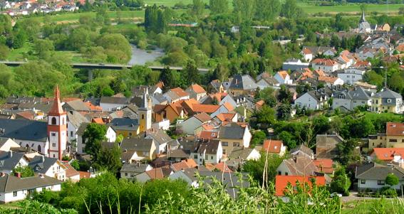 Die Pfarrgemeinde Münster-Sarmsheim