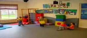 Turnhalle, kath. Kindergarten St. Marien